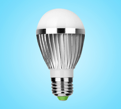 LED low voltage AC light bulb